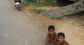 De Battambang à Siem Reap (20 Km)